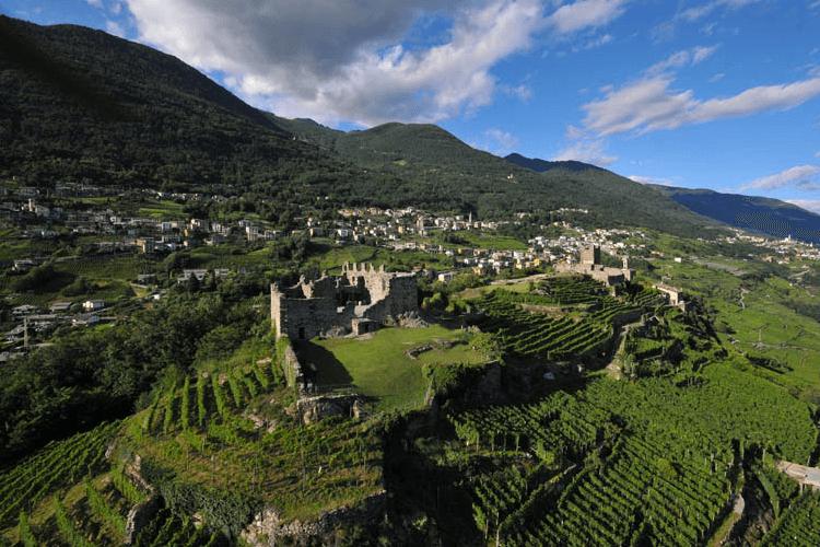 Monumenti in Valtellina