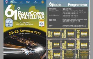 locandina rally 61